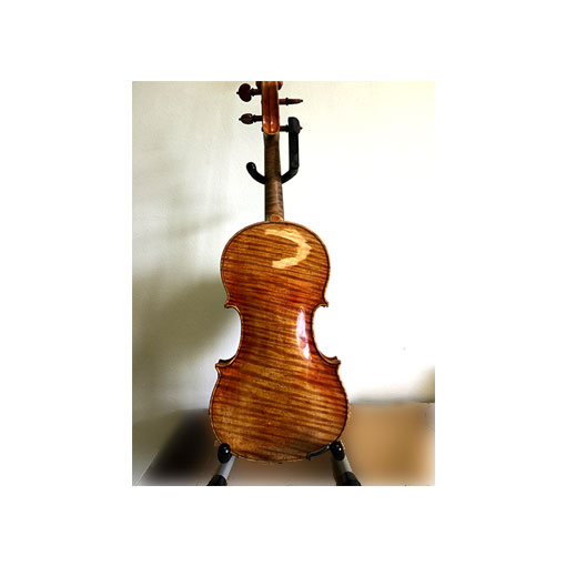 Bogdanoski Violin -bottom body