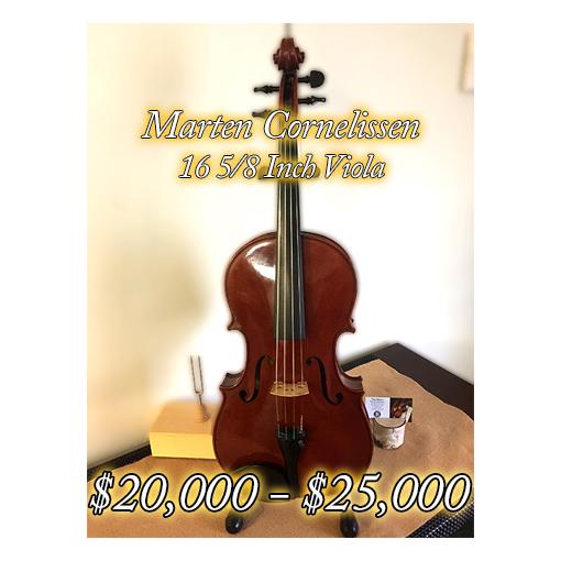 "Cornelissen 16 5/8"" Viola"