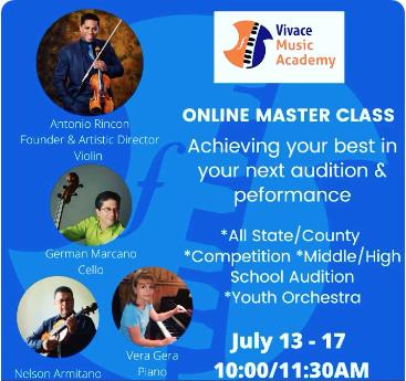 Vivace Music Academy 2020